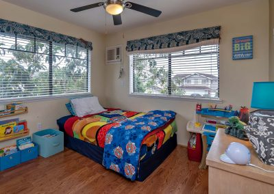 Kids corner bedroom in Royal Kunia house for sale