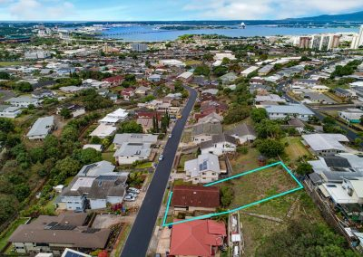 Beautiful views of the ocean from Aiea Heights house for sale