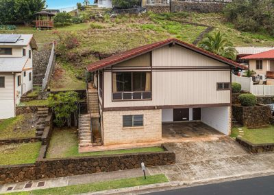 Aiea Heights house for sale with large lot