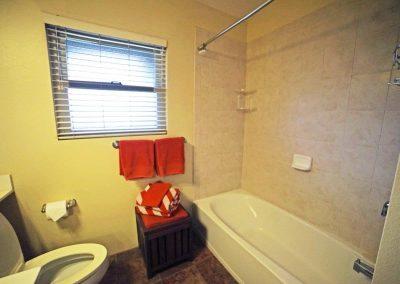 Bathroom with bath tub at Makakilo town house for sale
