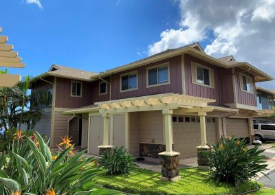 Makakilo town house for sale at the Ocean Ridge at Makakilo community