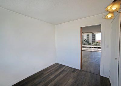 2nd bedroom in Honolulu condo for sale
